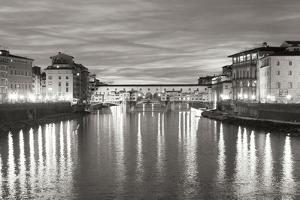 Ponte Vecchio III by Rita Crane