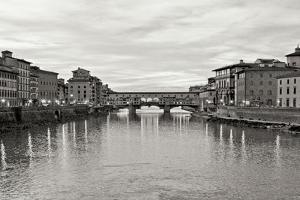 Ponte Vecchio IV by Rita Crane