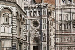 The Duomo Florence I by Rita Crane
