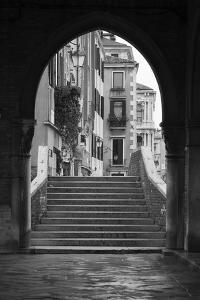 Venice Arches IV by Rita Crane