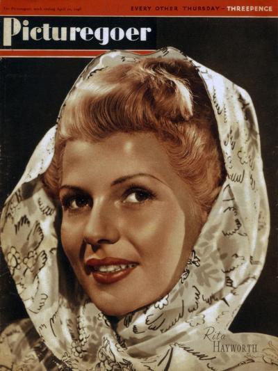 Rita Hayworth (1918-198), American Actress, 1948--Giclee Print