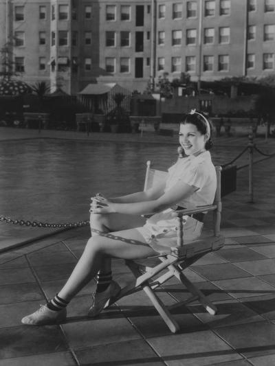 Rita Hayworth, 1935--Photographic Print