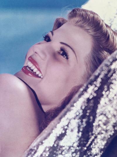 Rita Hayworth--Photographic Print