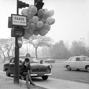 Rita Pavone (Italian Singer), Paris, 25 October 1963