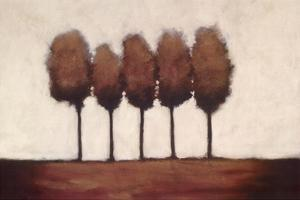 Five Trees by Rita Vindedzis
