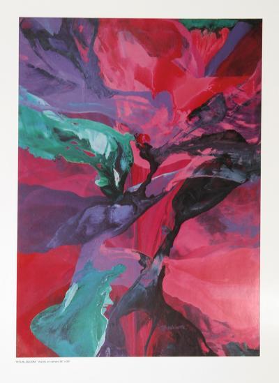 Ritual Bloom- Morrison-Art Print