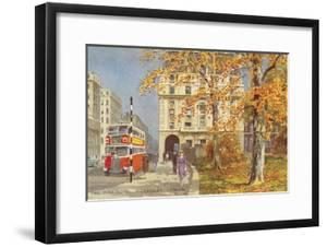 Ritz Hotel, Piccadily, London, England