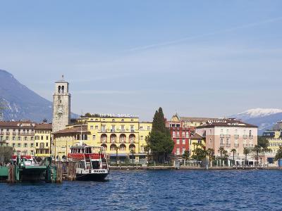 Riva Del Garda, Lago Di Garda (Lake Garda), Trentino-Alto Adige, Italian Lakes, Italy, Europe-Sergio Pitamitz-Photographic Print