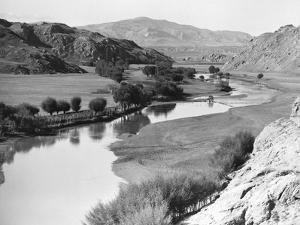 River and Valley in Kurdistan