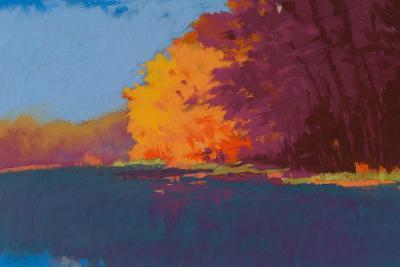 River Bank-Mike Kelly-Art Print