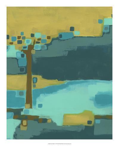 River Bend I-June Vess-Premium Giclee Print