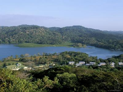 River Chagres and Gamboa Rainforest Resort, Soberania Forest National Park, Panama, Central America-Sergio Pitamitz-Photographic Print