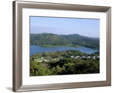 River Chagres and Gamboa Rainforest Resort, Soberania Forest National Park, Panama, Central America-Sergio Pitamitz-Framed Photographic Print