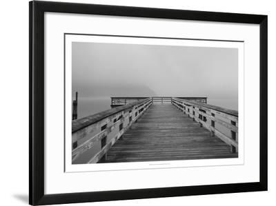 River Dock-James McLoughlin-Framed Photographic Print