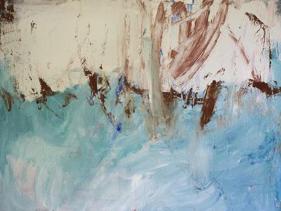 River Flows Through-Laura D Zajac-Art Print