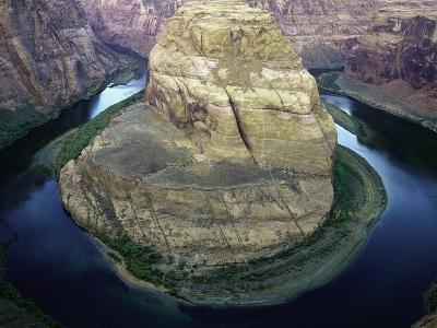 River in Deep Canyon--Photographic Print