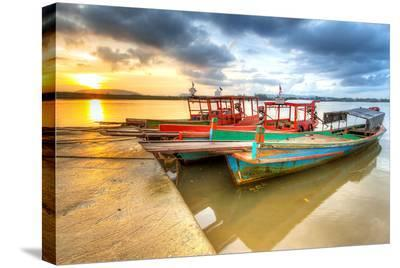 River in Koh Kho Khao, Thailand--Stretched Canvas Print