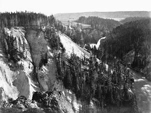 River Near Yellowstone National Park, 1871