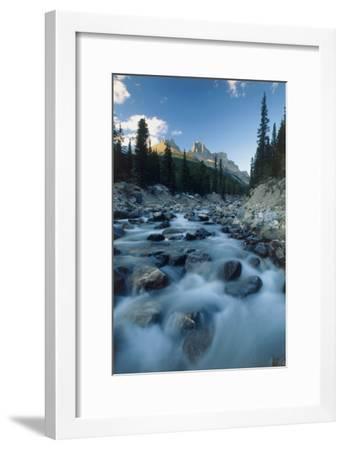 River Rapids-David Nunuk-Framed Photographic Print
