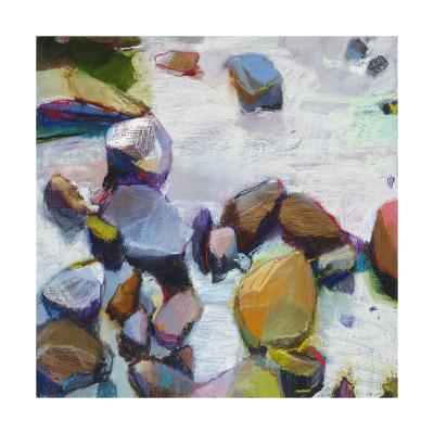 River Rocks-Sharon Paster-Giclee Print
