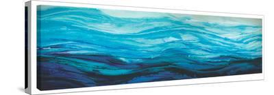 River Run-Barbara Biolotta-Stretched Canvas Print