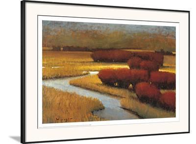 River Runs I-Seth Winegar-Framed Art Print