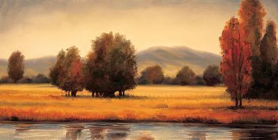 River's Edge-Ryan Franklin-Art Print