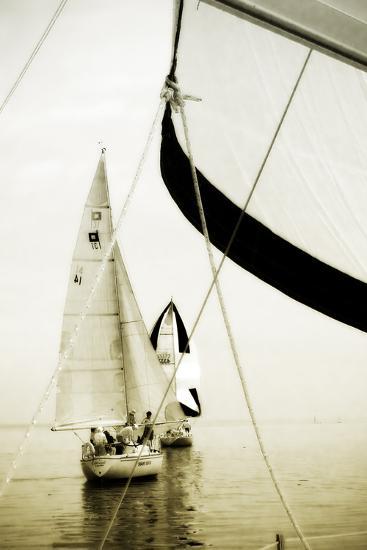 River Sailors II-Alan Hausenflock-Photographic Print