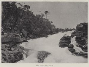 River Scenery in Madagascar