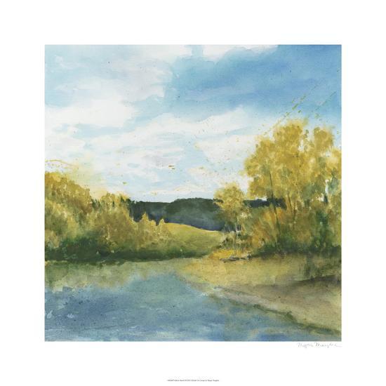 River Sketch II-Megan Meagher-Limited Edition
