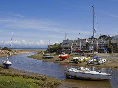 River Soch Estuary, Abersoch, St.Tudwals Road, Llyn Peninsula, Gwynedd, North Wales, Wales, UK-Neale Clarke-Photographic Print