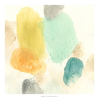 River Stones I-June Vess-Giclee Print