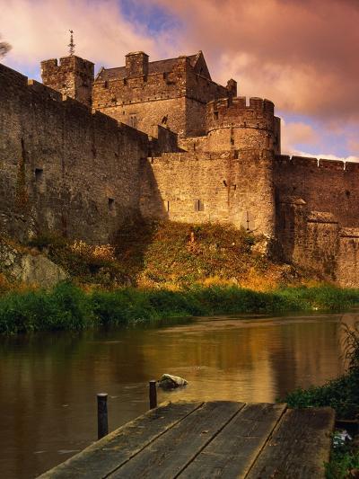 River Suir Around the Cahir Castle-Richard Cummins-Photographic Print