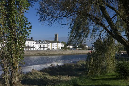 River Taw, Barnstaple, North Devon, England, United Kingdom, Europe-Rob Cousins-Photographic Print