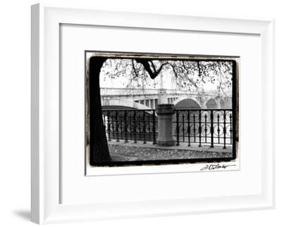 Riverview-Laura Denardo-Framed Art Print