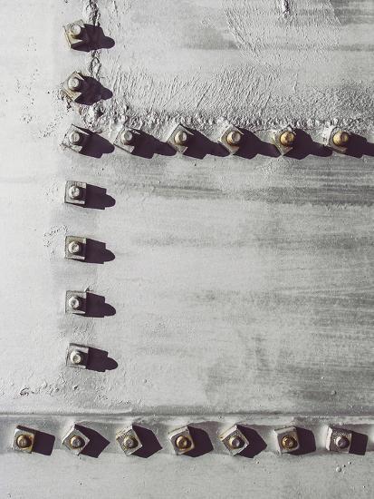 Rivets No 3-Annie Bailey-Art Print