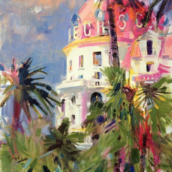 Riviera Balcony, 2002-Peter Graham-Premium Giclee Print