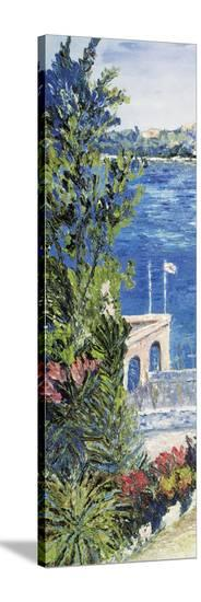 Riviera I-Tania Forgione-Stretched Canvas Print