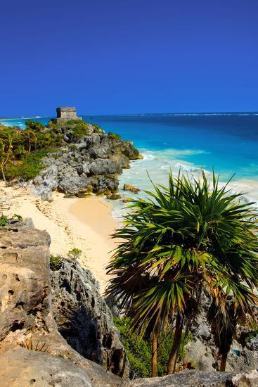 Riviera Maya in Yucatan-Visions Of Our Land-Photographic Print