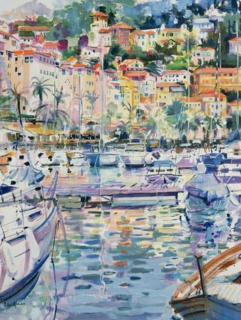 Riviera Yachts, 1996-Peter Graham-Giclee Print