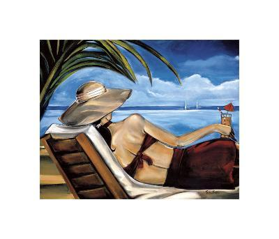 Riviera-Trish Biddle-Giclee Print