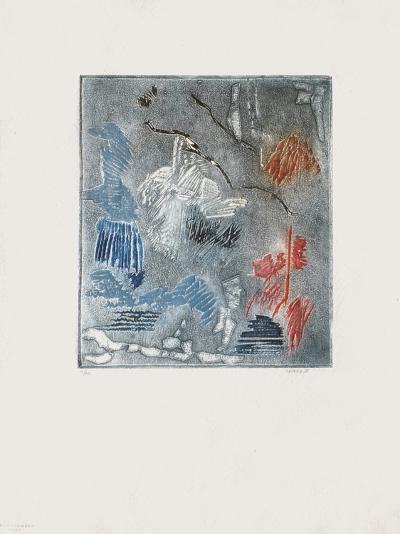 Riviere de Diam-Erik Levesque-Limited Edition