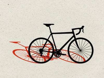 Road Bike Pop Art