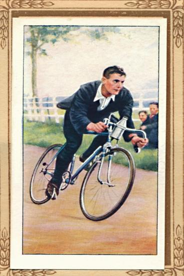 'Road Time Trial Position', 1939-Unknown-Giclee Print