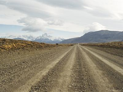 Road to El Chalten, Patagonia, Argentina, South America-Mark Chivers-Photographic Print