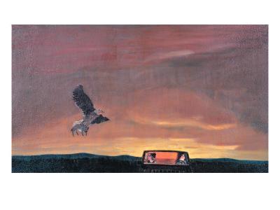 Road to Home-Zhang Yong Xu-Giclee Print