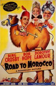 Road to Morocco, 1942