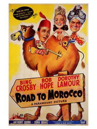 Road to Morocco, 1942--Art Print