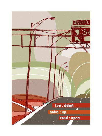 Road Trip--Art Print