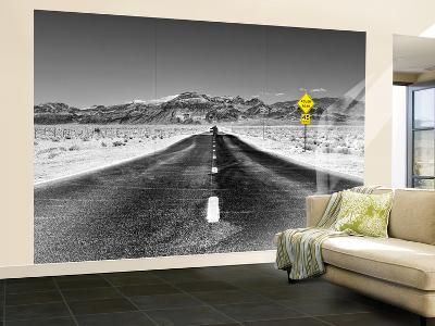 Road view - Death Valley National Park - California - USA - North America-Philippe Hugonnard-Wall Mural – Large